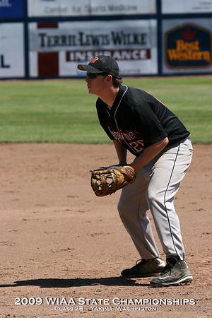 2009 Baseball State - Napavine over Asotin (for 3rd/4th)