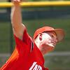 Kelly pitcher #46. Photo by Ned Jilton II