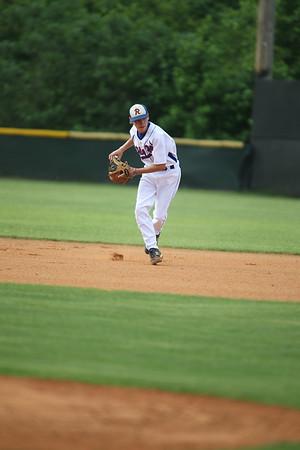 Holly Hill Academy Baseball 2012