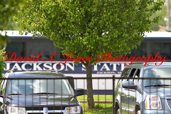 Jackson State @ Alabama A&M 2012