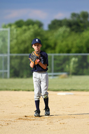 little league red vs navy 6-1-2012