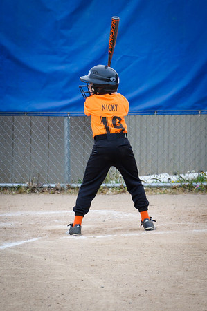 Baseball - 5/4/2012