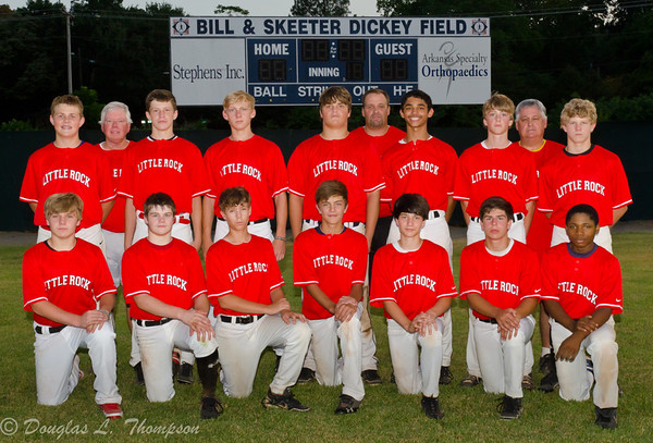 Baseball All-Stars 2012
