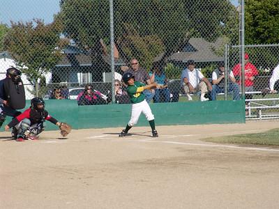 Baseball A's  vs. Cardinals 5-19-11