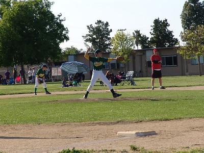Baseball A's vs. Cardinals 5-3-11