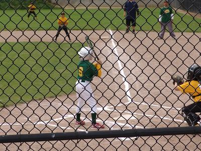 Baseball A's vs Spartans 4-16-11