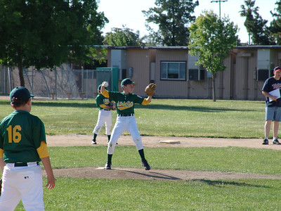Baseball A's vs. Twins 5-9-11