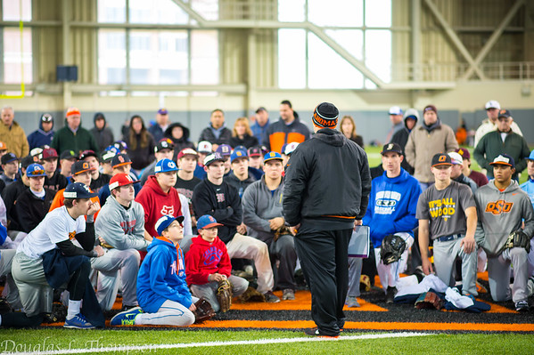 OSU Baseball Camp Jan 10-11 2015