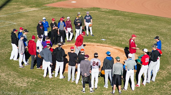 OU Baseball Camp Jan 18 2015