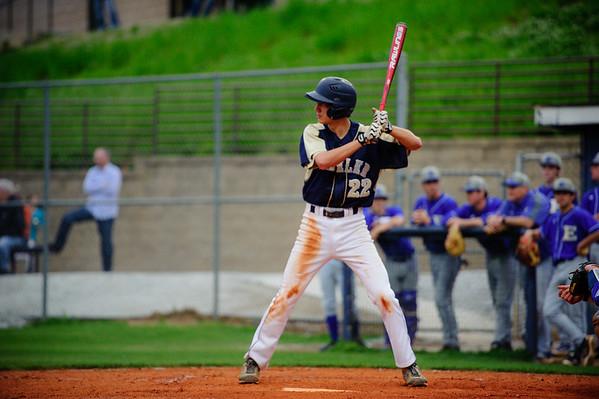 Baseball: Etowah at Wheeler High