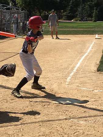 Baseball FallBall majors 2016