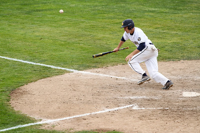 Ken Kadwell/@KenKadwell - Special to the Sun Mt. Pleasant Oiler's play Gladwin in the MHSAA Division 2 Baseball Quarterfinal at Theunissen Stadium in Mt. Pleasant Tuesday, June 10, 2014.  Final score 5-0 Mt. Pleasant.