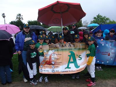 Baseball - Opening Day 3-19-11