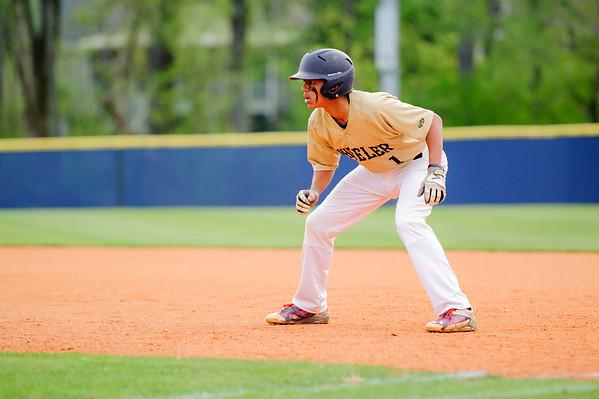 Baseball: Pope at Wheeler High School