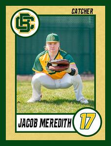 Jacob1 baseball banner 36x48-Banner