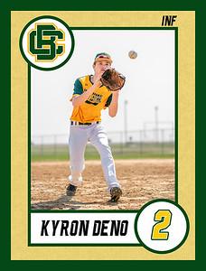 Kyron3 baseball banner 36x48-Banner