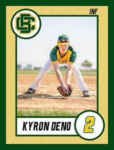 Kyron2 baseball banner 36x48-Banner