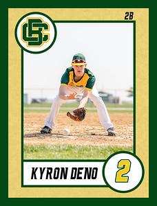 Kyron4 baseball banner 36x48-Banner