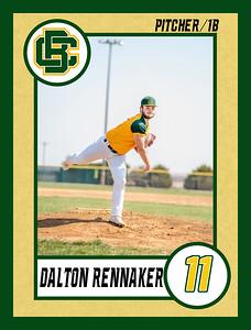Dalton3 baseball banner 36x48-Banner