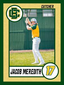 Jacob3 baseball banner 36x48-Banner