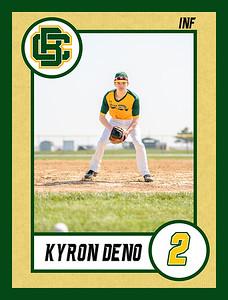 Kyron1 baseball banner 36x48-Banner