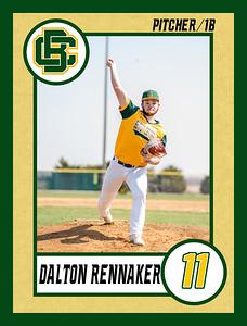 Dalton2 baseball banner 36x48-Banner