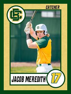 Jacob2 baseball banner 36x48-Banner