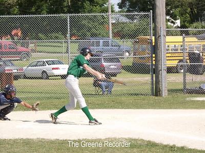 Baseball vs North Central