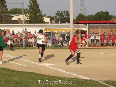 Softball vs A-B