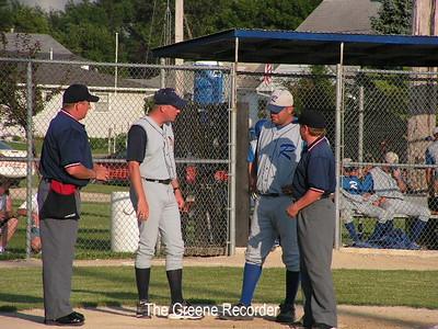 Baseball Tournament vs Rockford