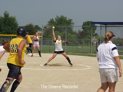Freshman vs Middle School Softball