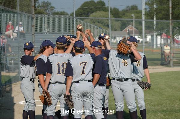 JV Baseball vs Nora Springs
