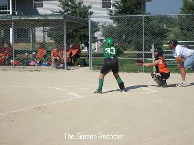 Softball Babe Ruth vs Nora Springs