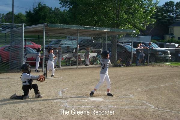 Softball Little Girls