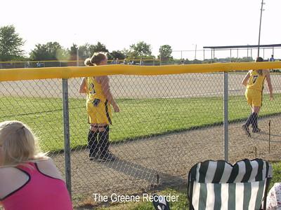 Softball vs. North Central