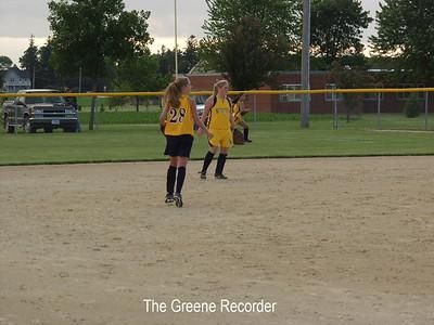 Softball vs St Ansgar