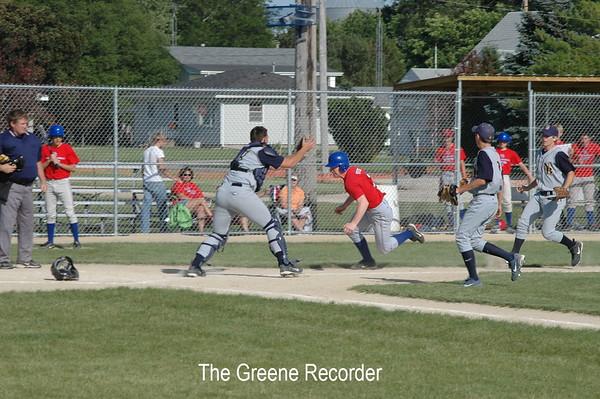 Baseball JV vs NK