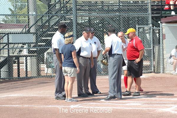 State Softball vs Kuemper Catholic
