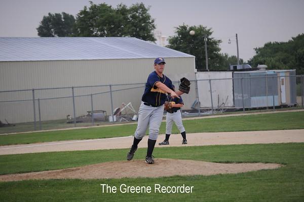 Baseball vs Grundy Center
