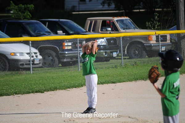 Tball scrimmage 2
