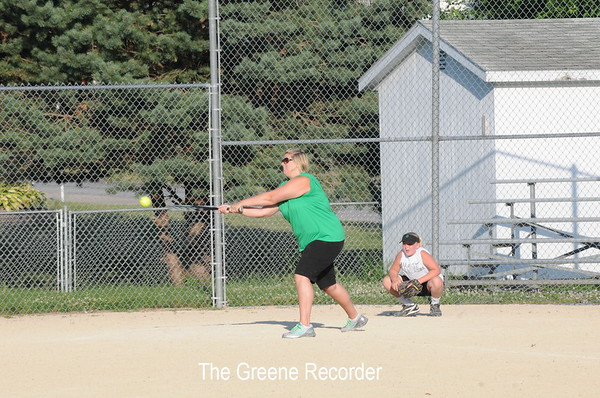 Softball Mother Daughter Game