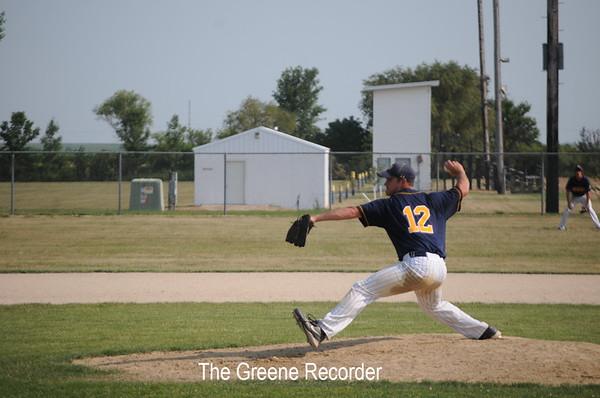 Baseball vs Northwood Kensett