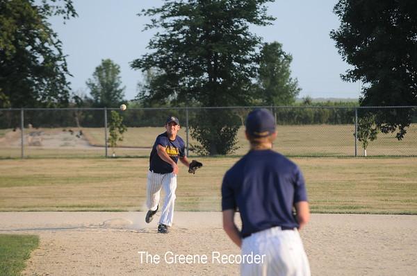 District Baseball vs Riceville