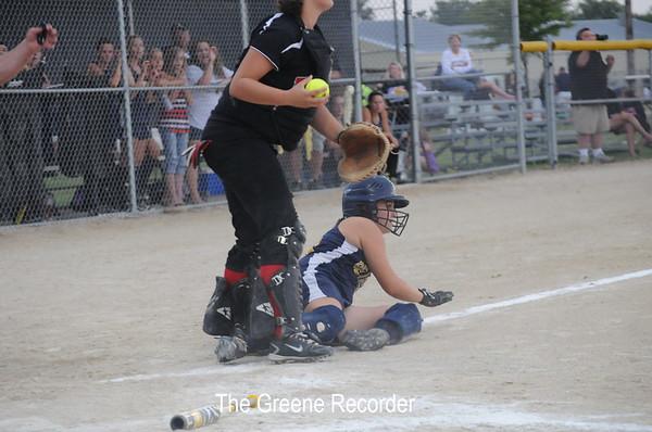 Softball vs N-P