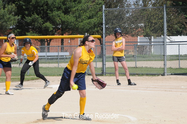 Middle School Softball vs Janesville