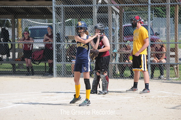 Middle School Softball at Clarksville