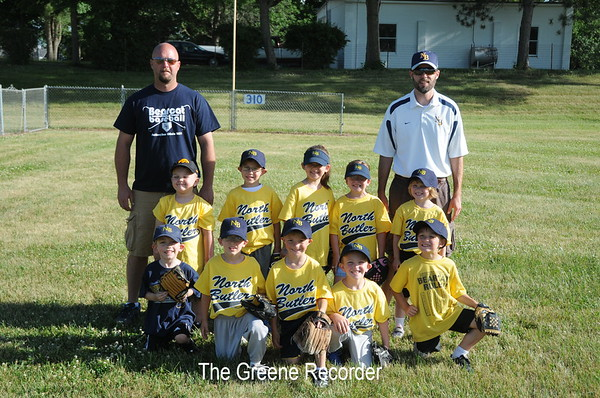 T-Ball action