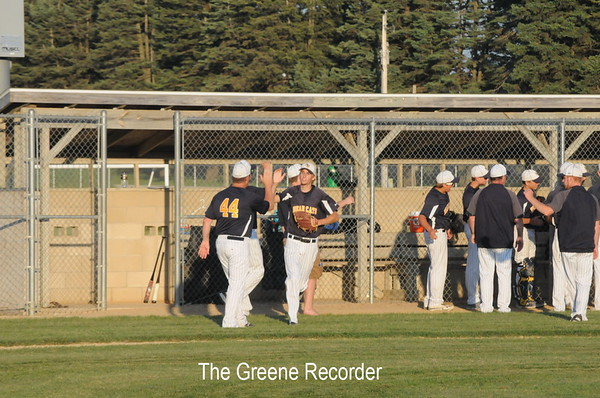 Baseball at Grundy Center - District