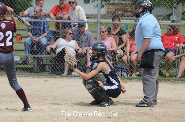 MS Softball vs Clarksville