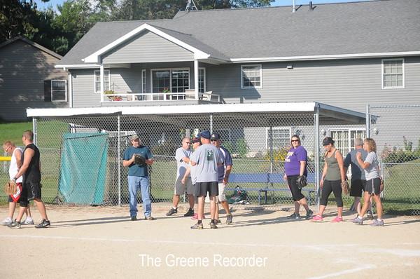 Softball Parents Game